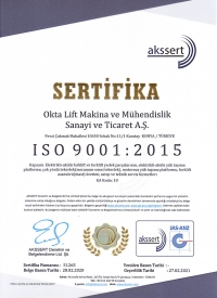 ISO-9001 - 2015